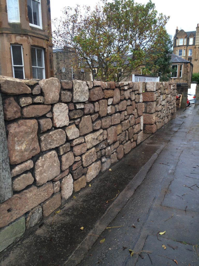 All Types of Walling